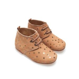 botas estrellitas zara