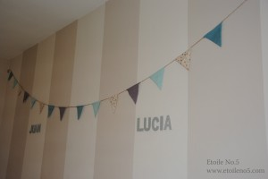 guirnalda Lucía