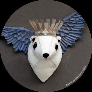 cabeza águila serendipity
