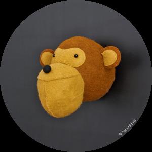 cabeza mono serendipity