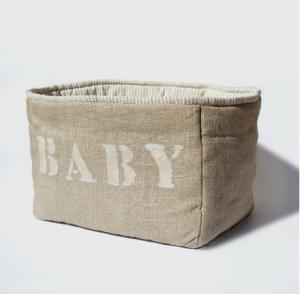 cesta pañales Babyshower