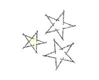 estrellas babyshower