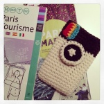 funda iphone crochet