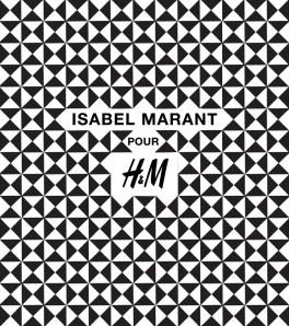 isabel marrant pour h&m