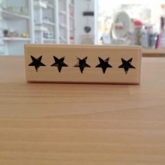 sello estrellas ladiseneria