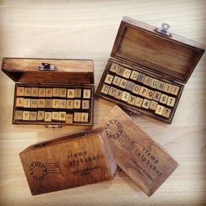 sellos vintage