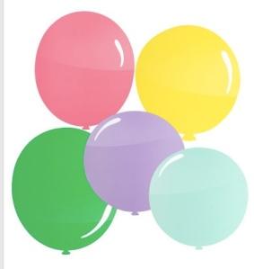 sticker globos h&mhome
