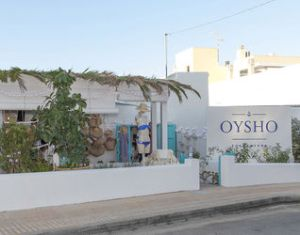 Oysho Formentera