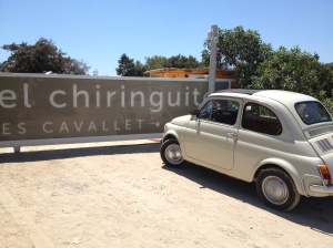 Chiriguito es cavallet Ibiza