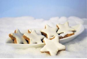galletas blancas
