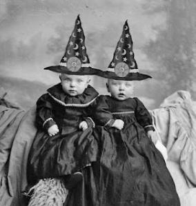 gemelas brujas