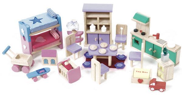 Como hacer una casa para munecas de carton - Como hacer muebles para casa de munecas ...