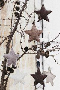 rama con estrellas