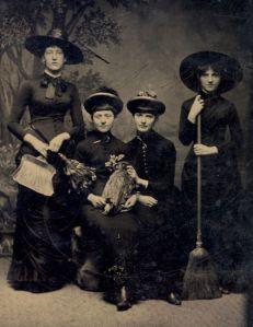 señoras de brujas