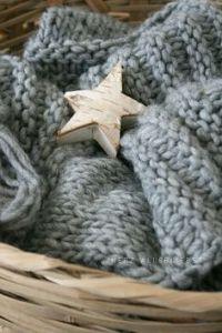 tricot y estrella
