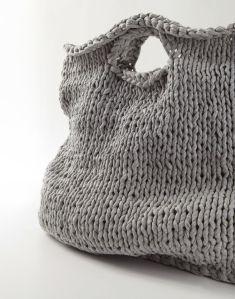 bolso tricot