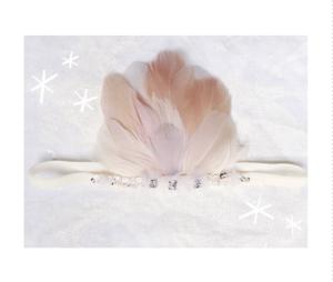 Corona de plumas