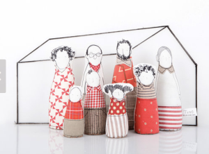 Familia TIMO handmade