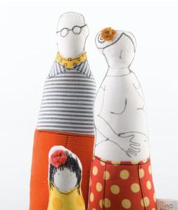 muñecos Timo handmade