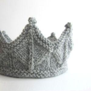 Corona tricot etsy