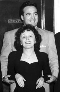 Edith Piaf y Marcel