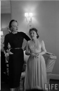 Edith Piaf y Marlene Dietrich2