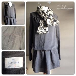 Camisola gris Etoile No.5