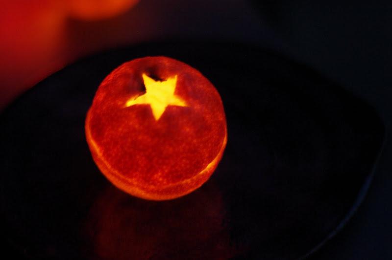 vela mandarina