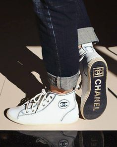 zapatillas chanel