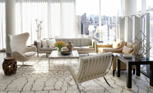 Beni-Ourain-Contemporary-Living-Room