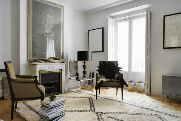 Beni-Ourain-Rug-Living-Room-Neutral