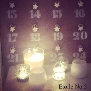 calendario adviento Etoile No.5-4