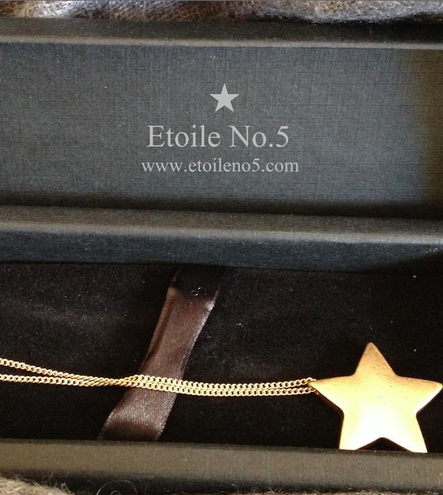 Colgante estrella Etoile No.5