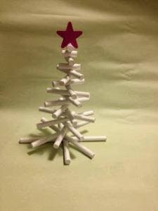 árbol navidad sandmade
