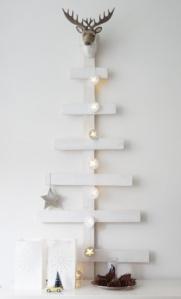 arbol de navidad con estrella