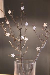 arbol navidad estrellas