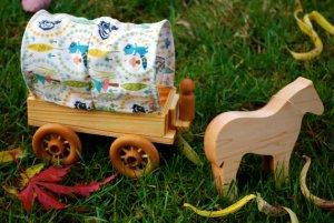 caravana caballo