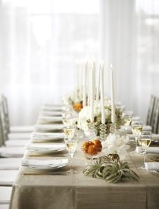 decoración mesa Navidad5