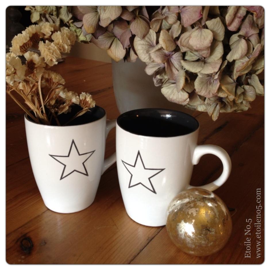Tazas café Etoile No.5