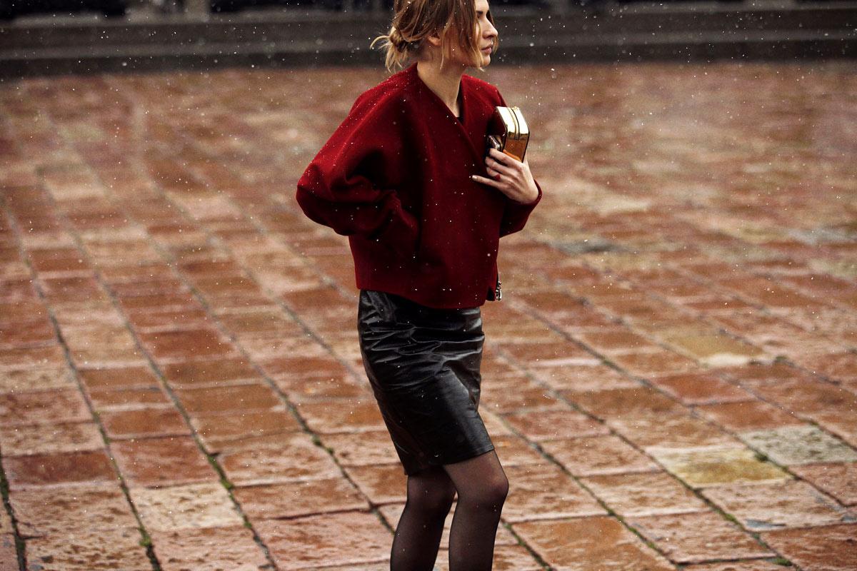 Street Style De La Fashion Week