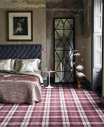 alfombra tartan