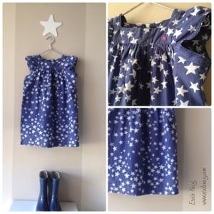 Vestido estrellas Etoile No.5