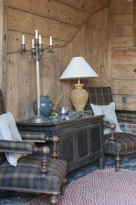 sofas tartan