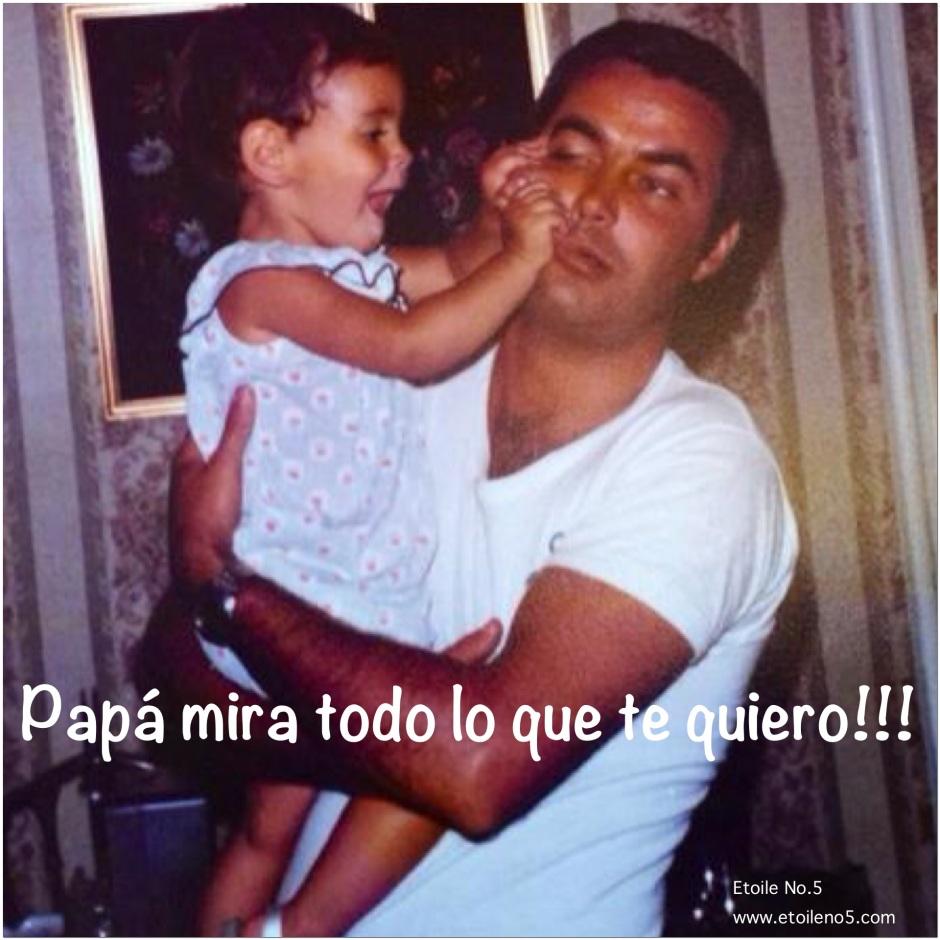 papa te quiero