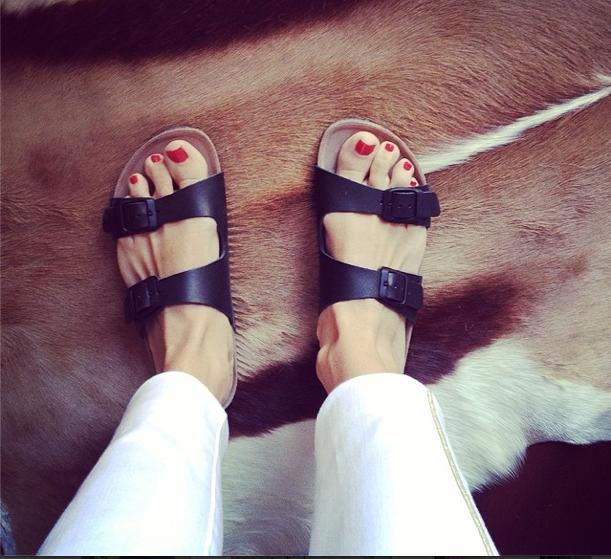 Sandalias de moda etoileno5