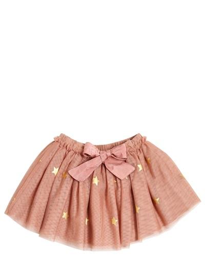 falda estrellas Stella McCartney