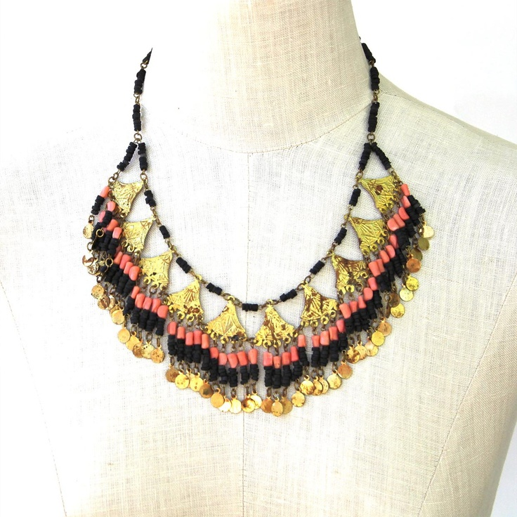 collar etnico coral fab2
