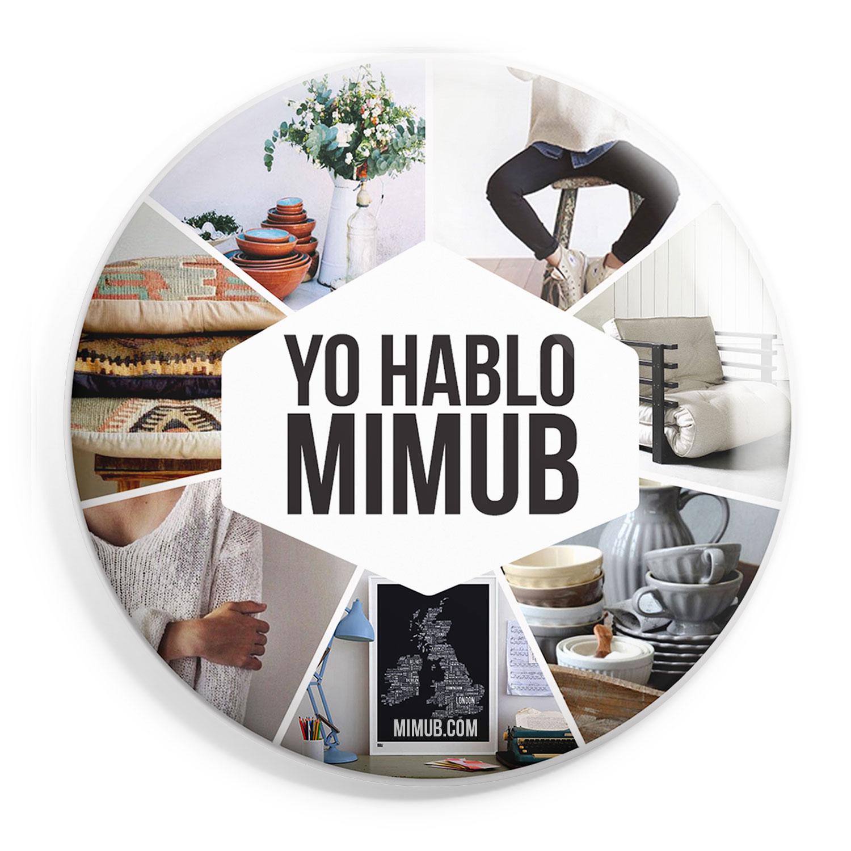 Nominado YO HABLO MIMUB