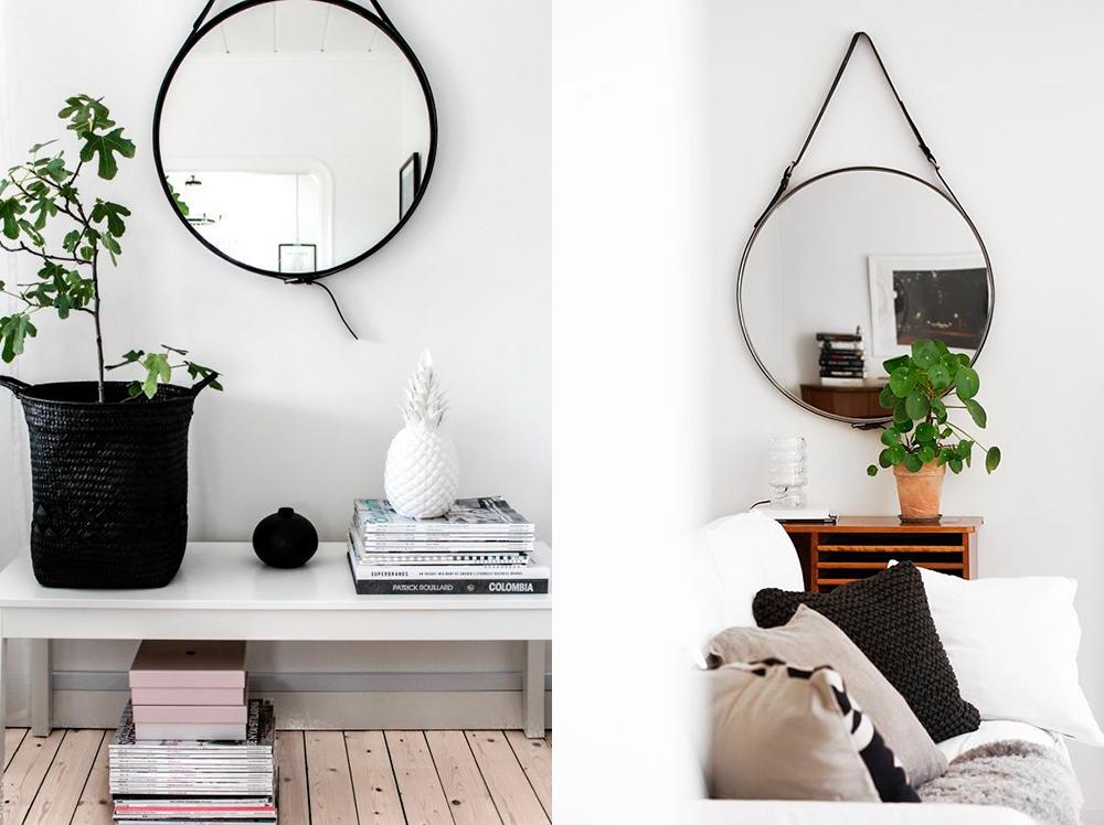 Detalles espejito espejito for Espejos cuadrados grandes