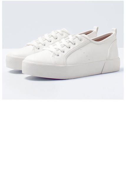 zapatilla blanca berska